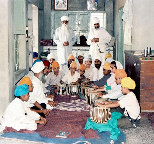 Gurmat Sangeet Workshop 1992 (4)