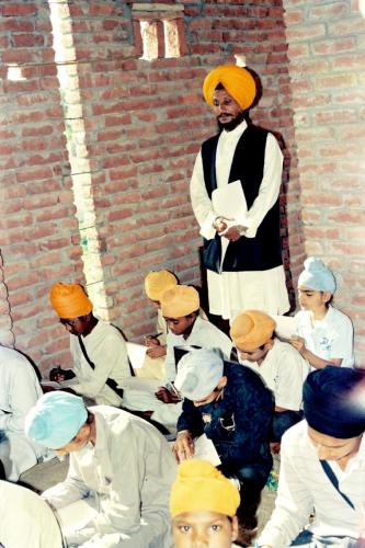 Gurmat Sangeet Workshop 1992 (7)