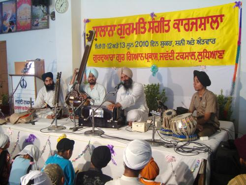 Gurmat Sangeet Workshop 2010 (11)