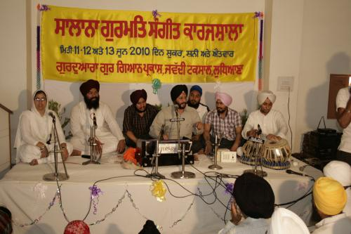 Gurmat Sangeet Workshop 2010 (16)