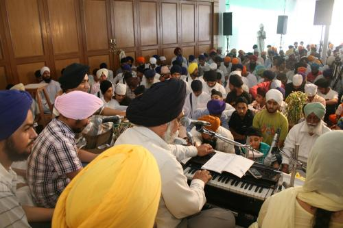 Gurmat Sangeet Workshop 2010 (18)