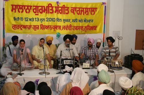 Gurmat Sangeet Workshop 2010 (20)