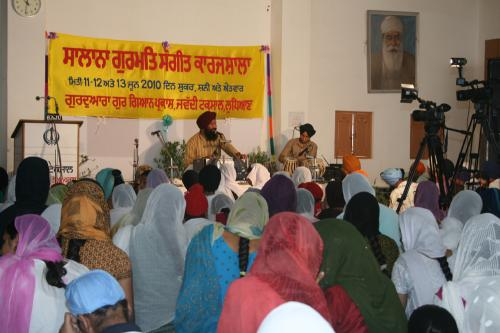 Gurmat Sangeet Workshop 2010 (25)