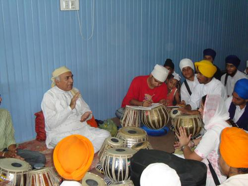 Gurmat Sangeet Workshop 2010 (27)