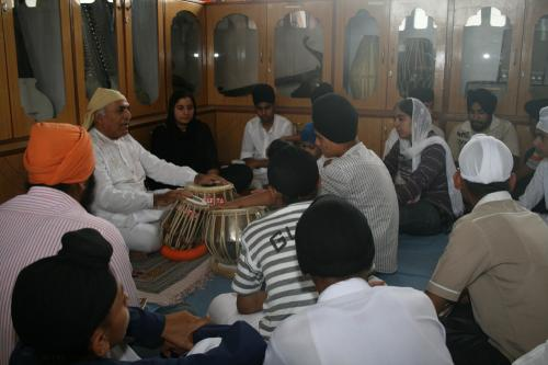Gurmat Sangeet Workshop 2010 (28)