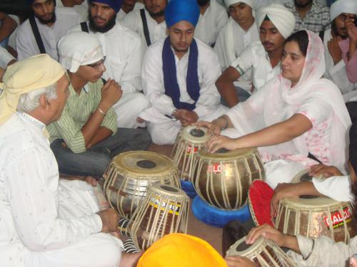Gurmat Sangeet Workshop 2010 (29)
