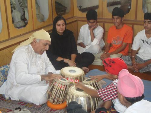 Gurmat Sangeet Workshop 2010 (30)
