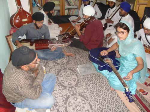 Gurmat Sangeet Workshop 2010 (31)