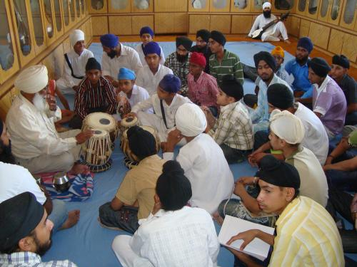Gurmat Sangeet Workshop 2010 (33)