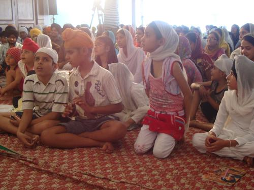 Gurmat Sangeet Workshop 2010 (35)