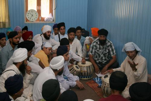 Gurmat Sangeet Workshop 2010 (37)