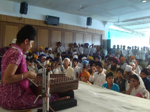 Gurmat Sangeet Workshop 2010 (39)