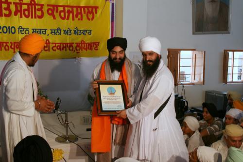 Gurmat Sangeet Workshop 2010 (60)