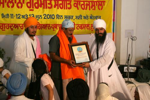Gurmat Sangeet Workshop 2010 (61)