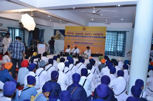 Gurmat Sangeet Workshop 2017 (1)
