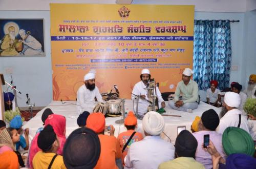 Gurmat Sangeet Workshop 2017 (14)