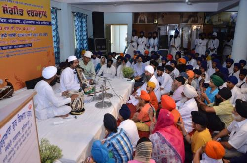 Gurmat Sangeet Workshop 2017 (15)