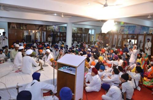 Gurmat Sangeet Workshop 2017 (18)