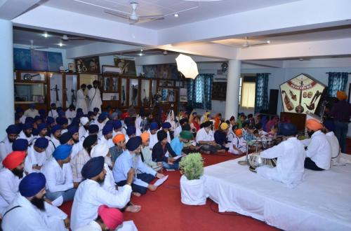 Gurmat Sangeet Workshop 2017 (2)