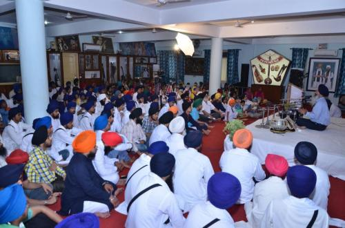 Gurmat Sangeet Workshop 2017 (4)