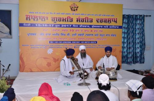 Gurmat Sangeet Workshop 2017 (8)