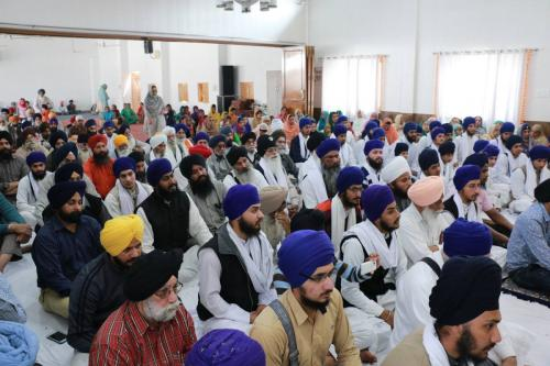 Jawaddi Taksal Nee Pathar Darbar hall, February 2016 (15)