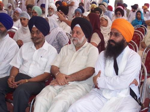 Sant Baba Sucha Singh Ji Di Dharam Te Sanskriti Noo Dain (August 26, 2005) (14)