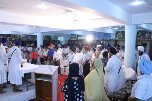 Seminar Gurmat Vich Sangeet Da Sankalp (2)