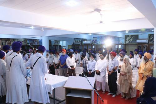 Seminar Gurmat Vich Sangeet Da Sankalp (3)