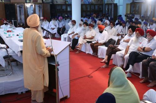 Seminar Gurmat Vich Sangeet Da Sankalp (47)