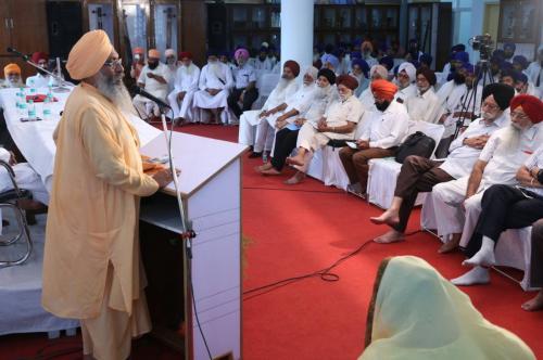 Seminar Gurmat Vich Sangeet Da Sankalp (48)