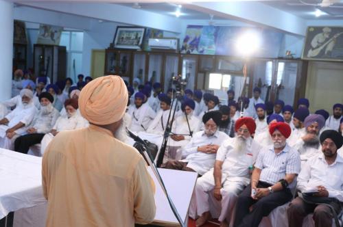 Seminar Gurmat Vich Sangeet Da Sankalp (50)
