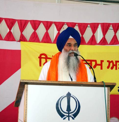 Sikh Panth nu Darpesh chunautiyan Seminar was organized by Vismaad Naad, Ludhiana  (1)