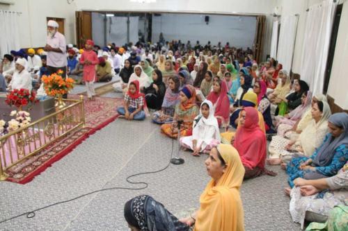 Weekly Simran Samagam 31 July 2019