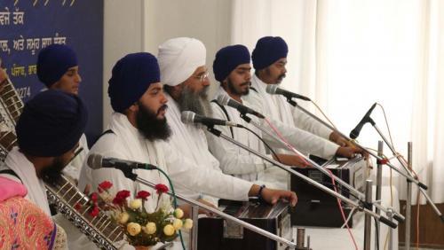 Weekly Simran Samagam November 12, 2017  Sant Baba Amir Singh ji Mukhi Jawaddi Taksal (11)