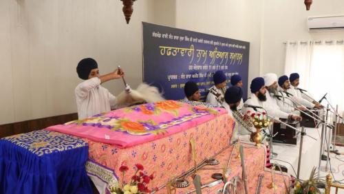 Weekly Simran Samagam November 12, 2017  Sant Baba Amir Singh ji Mukhi Jawaddi Taksal (12)