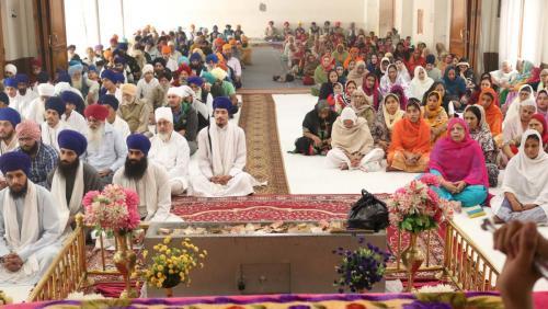 Weekly Simran Samagam November 12, 2017  Sant Baba Amir Singh ji Mukhi Jawaddi Taksal (13)