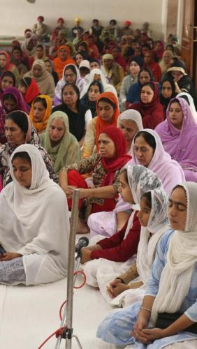 Weekly Simran Samagam November 12, 2017  Sant Baba Amir Singh ji Mukhi Jawaddi Taksal (14)