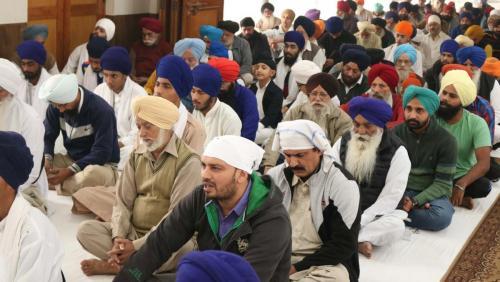 Weekly Simran Samagam November 12, 2017  Sant Baba Amir Singh ji Mukhi Jawaddi Taksal (15)