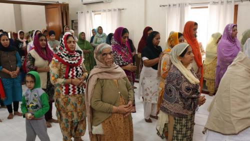 Weekly Simran Samagam November 12, 2017  Sant Baba Amir Singh ji Mukhi Jawaddi Taksal (34)
