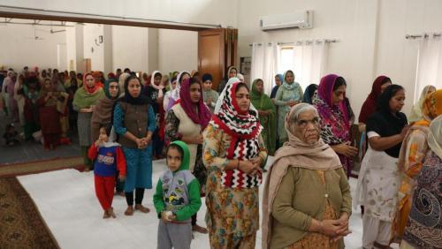 Weekly Simran Samagam November 12, 2017  Sant Baba Amir Singh ji Mukhi Jawaddi Taksal (35)