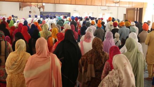 Weekly Simran Samagam November 12, 2017  Sant Baba Amir Singh ji Mukhi Jawaddi Taksal (37)