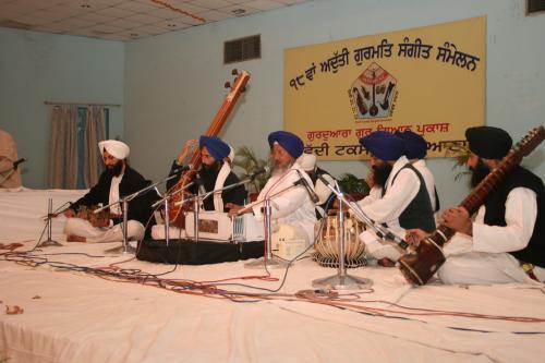 AGSS 2009 bhai narinder singh banaras (6)