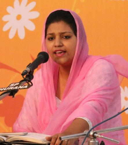 Professor Charanjeet kaur Ji