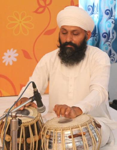 Professor Maninder Singh Ji