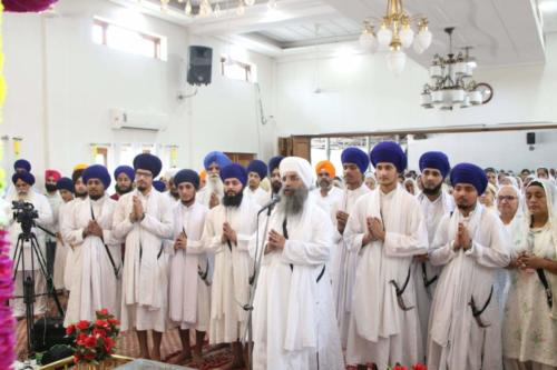 16th Barsi Sachkhand Wasi Sant Baba Sucha Singh Ji 23-08-2018 - Sehaj Path Bhog (11)