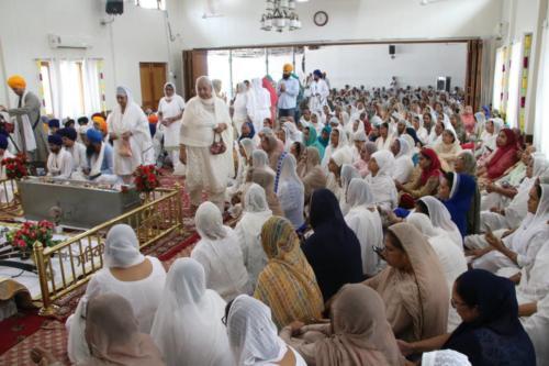 16th Barsi Sachkhand Wasi Sant Baba Sucha Singh Ji 23-08-2018 - Sehaj Path Bhog (8)