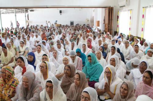 16th Barsi Sachkhand Wasi Sant Baba Sucha Singh Ji 23-08-2018 - Sehaj Path Bhog (9)