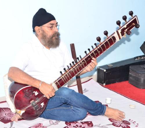 Ustaad Bindu Ustad Ji