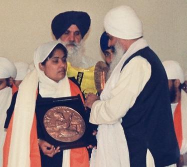 AGSS 1997 Dr Jasbir Kaur